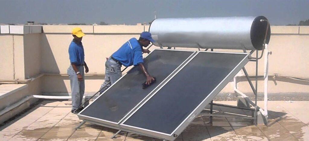 Solar Water Heater in UAE